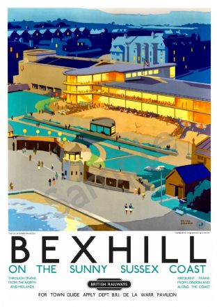 Bexhill,  Sussex Coast